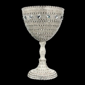 B.B.SIMON CUP-504 Clear Swarovski Crystal Wine Accessories Glass