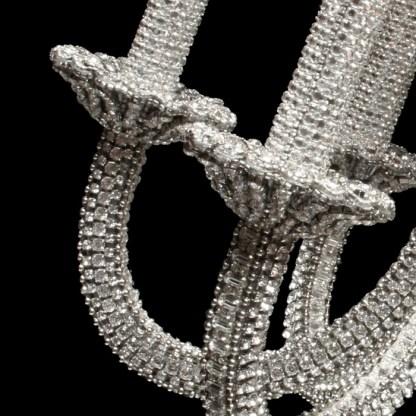 CH-101-M bb Simon Swarovski crystal Chandelier
