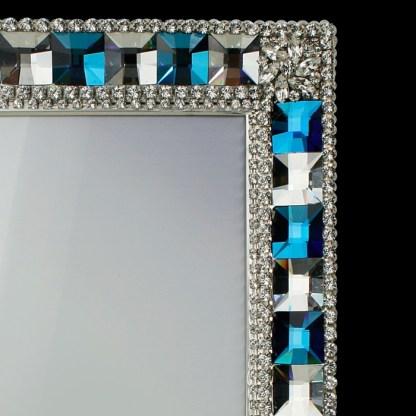 F-141-L bb Simon Swarovski crystal frame