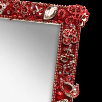 F-164-L bb Simon Swarovski crystal frame