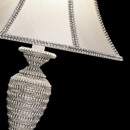 LS-106    SWAROVSKI CRYSTALTABLE  LAMP