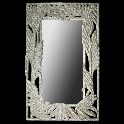 M-508 BB Simon Ornate Wall Diamond Mirrors
