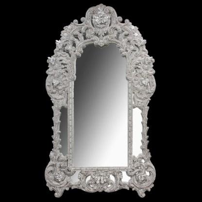 M-514 BB Simon Delicate Designer Crystal Mirror