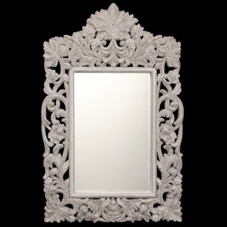 M-541 BB Simon Swarovski Rectangle Mirror