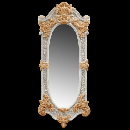 M-542 BB Simon Unique Designer Diamond Mirror