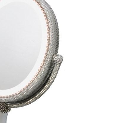 MM-100 Crystal Diamond Designer Mirror