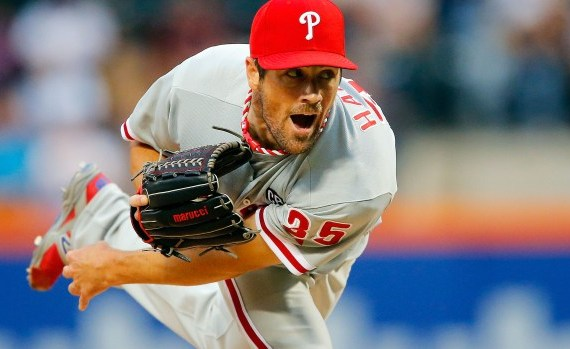 Cole Hamels, hamstring strains