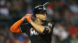 Giancarlo  Stanton. Getty Images