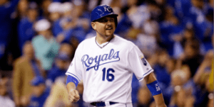 Billy Butler. Getty Images