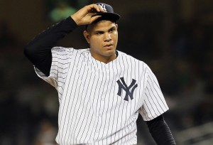 Dellin Betances. Getty Images.