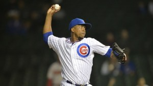 Pedro Strop. Brian Kersey/Getty Images.