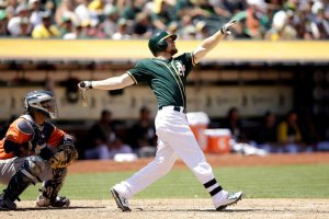brandon moss, sean doolittle, trade