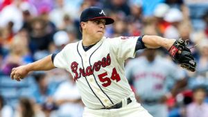 Keis Medlen. Getty Images.