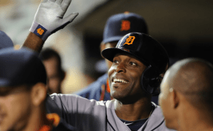 Torii  Hunter. Getty Images.