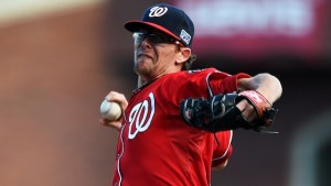 Tyler Clippard. Getty Images.