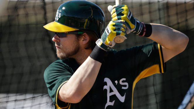 Josh Reddick, contract extension