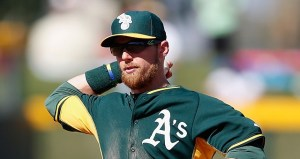 Ike Davis, A.J. Griffin, Injury news