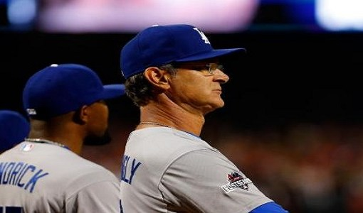 Mattingly, Nationals, manager