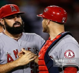 Joe Smithfifth starter, Shoemaker, Angels