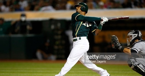 Khris Davis, Oakland Athletics