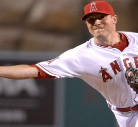 Joe Smith, Angels