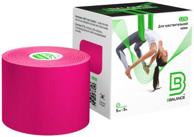 Kinesio Tape Bbtape ™ lite 5cm × 5m ροζ