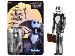 "The Nightmare Before Christmas 3.75"" ReAction Retro Action Figure - Jack Skellington"