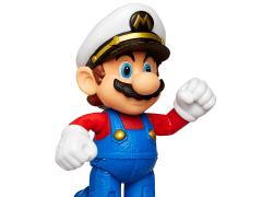 """World of Nintendo 4"""" Captain Mario"""