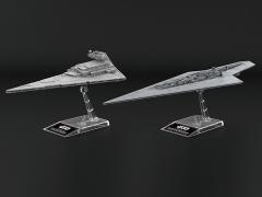 Star Wars Star Destroyer & Super Star Destroyer Model Kit Two-Pack