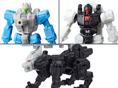 Transformers War for Cybertron: Siege Battle Masters Wave 1 Set of 3 Figures