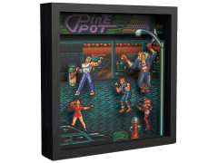Streets of Rage Pixel Frame (9x9)