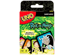Rick and Morty UNO Card Game