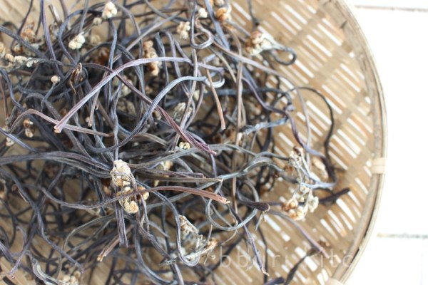 dried gosari