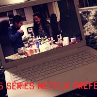 Mes 5 séries Netflix préférées ♥️ 📺