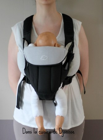 porte bébé non physio