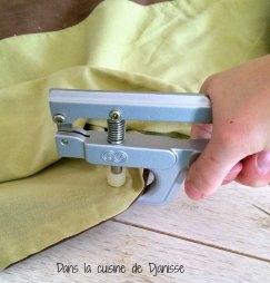DIY : turbulette d'été dans une housse de couette