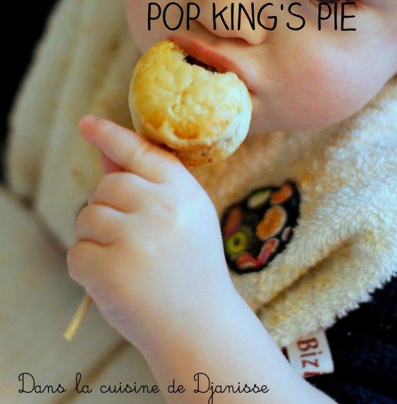 Une galette des Rois adaptée