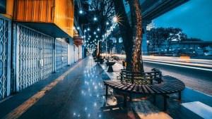 tempat wisata di palembang malam hari