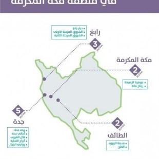 برنامج سكني يكشف عن عدد المشروعات السكنية في منطقة مكة المكرمة بأسعار تبداء من 250 الف ريال