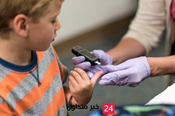 أعراض تنذر بالإصابة بداء السكري لدى طفلك