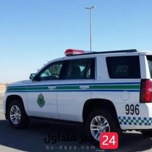 امن الطرق بمكة يحبط محاولة مواطن ومقيم يمني تنكر بزي امرأة في تهريب كبتاجون