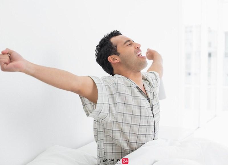 الاستيقاظ المبكر يقي الإنسان من الإصابة بالاكتئاب.