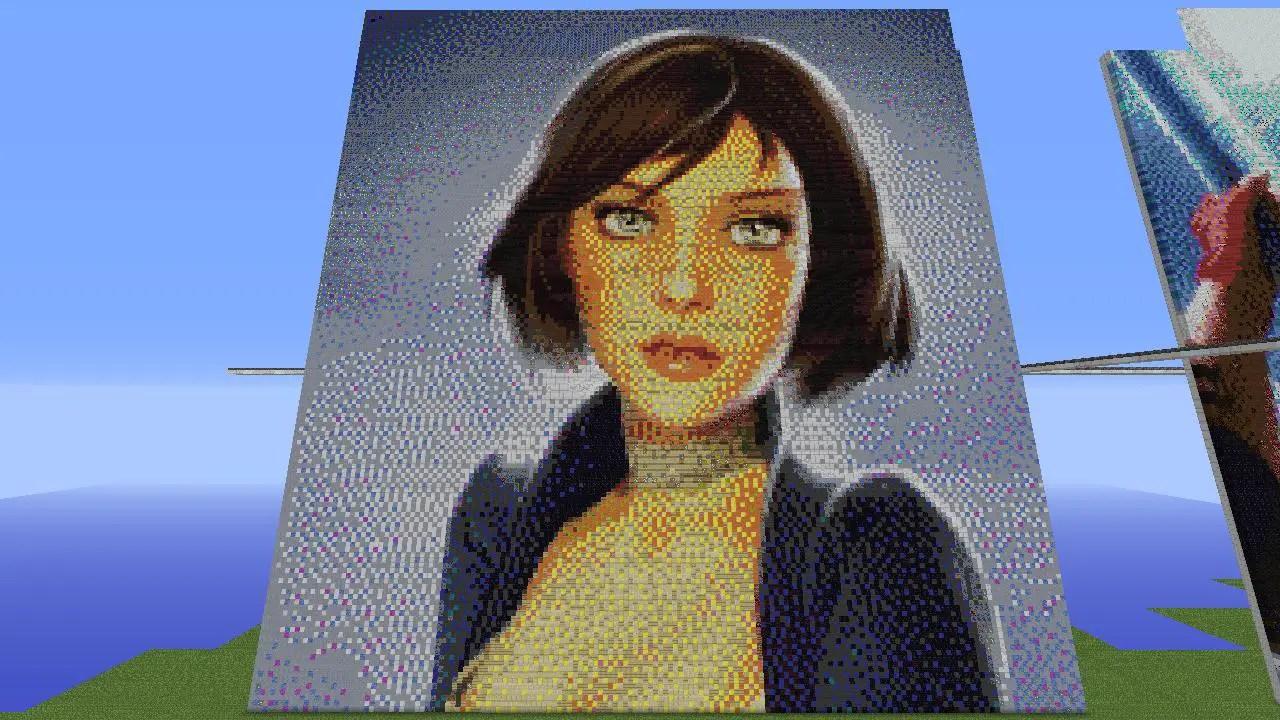 Sprite Building A Minecraft Pixel Art Epic BC GB