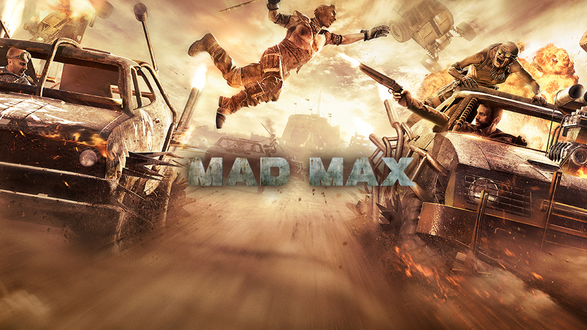 Mad Max Game Review BC GB