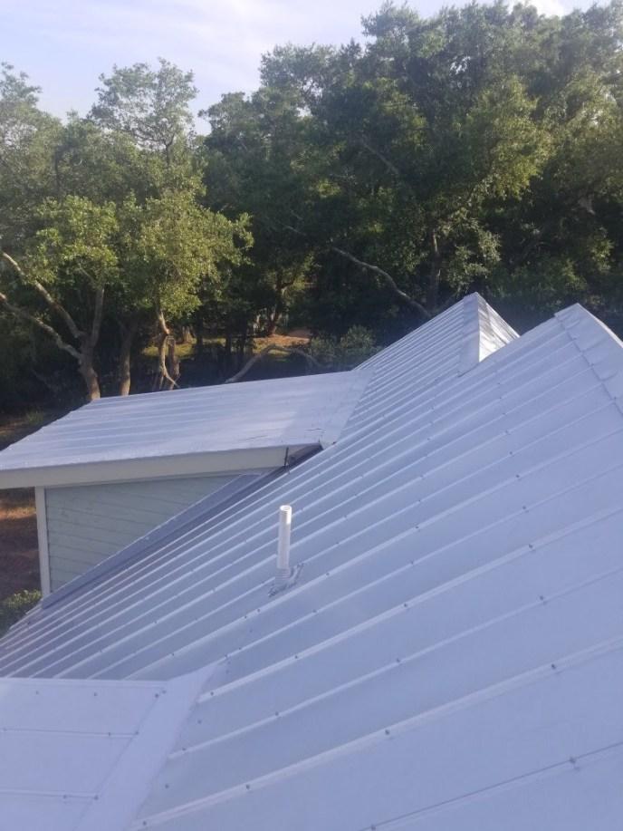 Metal Roof New