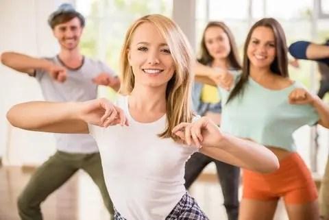 la danse pour garder un esprit en bonne santé