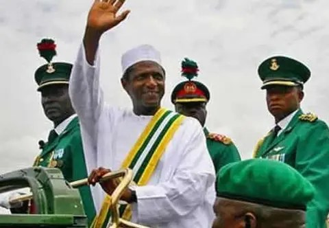 Image result for I'm proud that PDP produced a decent leader like Yar'Adua —Atiku