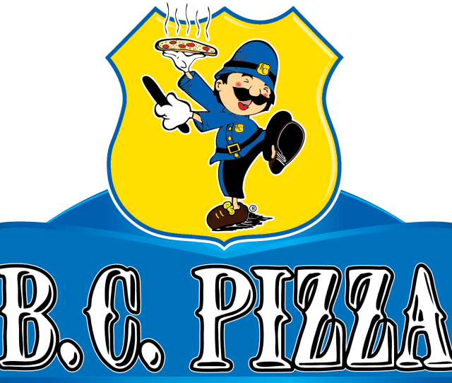 Bc Pizza Logo