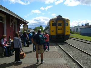 Vancouver Island Railway Study Released