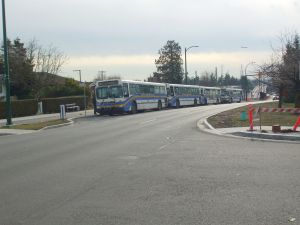 """Transit Rider """"Pass-ups"""" in Vancouver"""